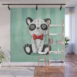 Panda Doll Wall Mural