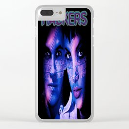 Dont Mess With Hackers Clear iPhone Case