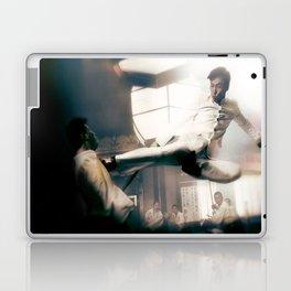 Ip Man Flying Kick Laptop & iPad Skin