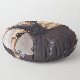 Parabatai - Alec&Jace Floor Pillow