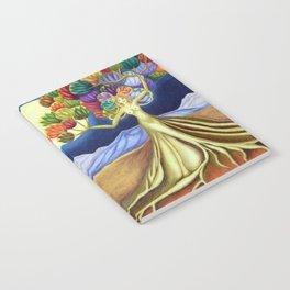 Grace in Full Bloom Notebook