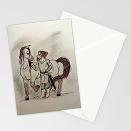 Pendragon: The Biggest Heart (Gawain) Stationery Cards
