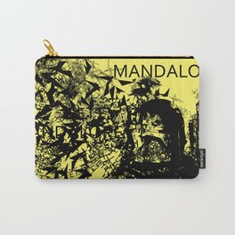 Boba Fett Yellow Carry-All Pouch