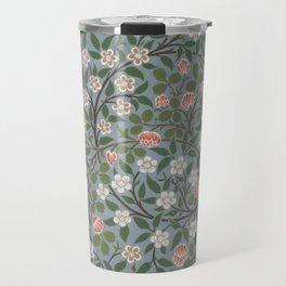 """William Morris """"Clover"""" Travel Mug"""
