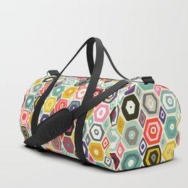 hex summer Duffle Bag