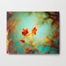 Rusty Glow Metal Print