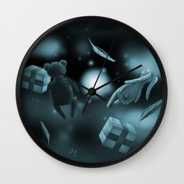 Round Dream Wall Clock