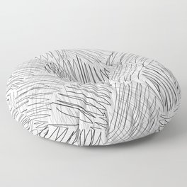 messy Floor Pillow