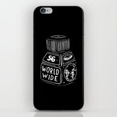 S6 WORLD WIDE!!!! iPhone & iPod Skin
