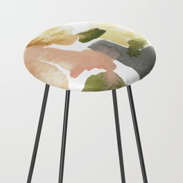 Great New Heights Abstract Counter Stool