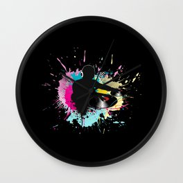 Party Monster Partying Time Humor Cool Funny Gift Wall Clock