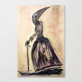 The Hag Canvas Print