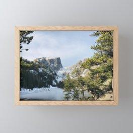Crisp Mountain Air Framed Mini Art Print