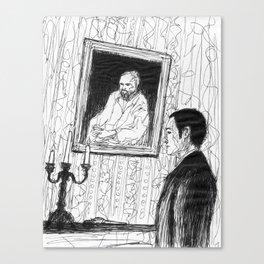 Crime and Punishments   Canvas Print