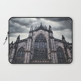 St. Giles Cathedral (High Kirk of Edinburgh) Laptop Sleeve