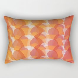 The Jelly Wave Collection Rectangular Pillow