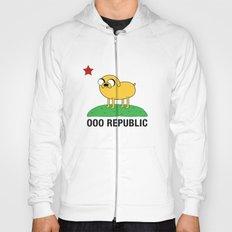 Ooo Republic Hoody