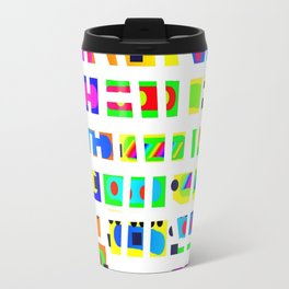 Rainbow 16 Travel Mug