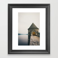 Saville Framed Art Print