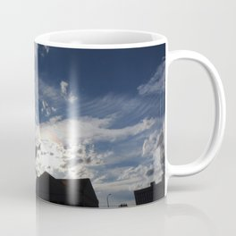 Sky in Downtown Maryville Coffee Mug