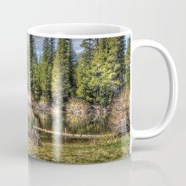 Reflecting Pond at Carson Spur, Amador County CA Coffee Mug
