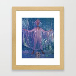 Judgment Framed Art Print