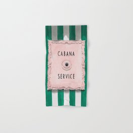 Press For Cabana Service Hand & Bath Towel