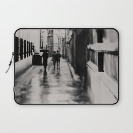 on the streets of Cambridge ... Laptop Sleeve
