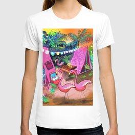 Camp PINK T-shirt