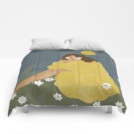Sun don't shine Comforters