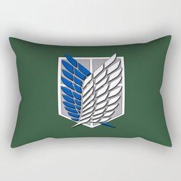 RECON CORPS Rectangular Pillow
