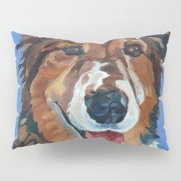 Myles the Dog Pillow Sham