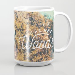 Let's Escape Coffee Mug