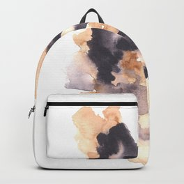 Soft Texture Watercolor | [Grief] Lies Backpack