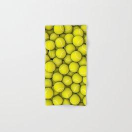 Tennis balls Hand & Bath Towel