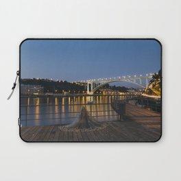 Arrabida bridge (IV) Laptop Sleeve