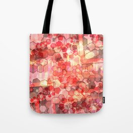 Fever Pitch - Warm Variant Tote Bag