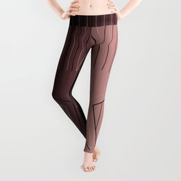 You're A Star! Embossed Fresco Leggings