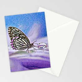 Mariposa Dew | Painting  Stationery Cards