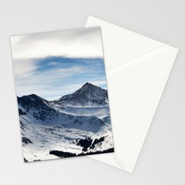 Mtn bowl Stationery Cards
