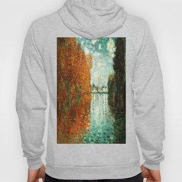 Monet : Autumn Effect at Argenteuil Hoody