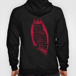Owls and Fire Hoody