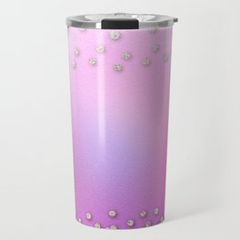 Lost in glam space Travel Mug