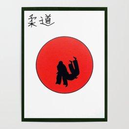 Art Of Judo Print Poster