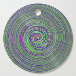 Nocturnal waves Cutting Board
