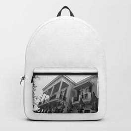 The Fence of the House Backpack