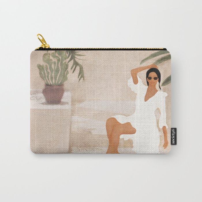 Graceful Resting II Carry-All Pouch