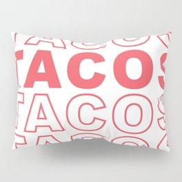 Taco Taco Pillow Sham