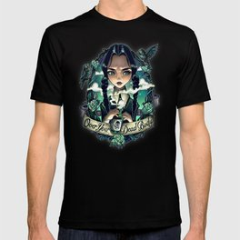 OVER YOUR DEAD BODY T-shirt