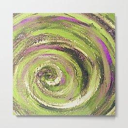 Spiral nature Metal Print